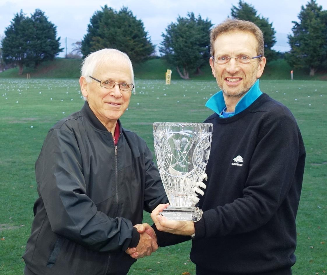 Golf Player of the Month - Bryan Levy
