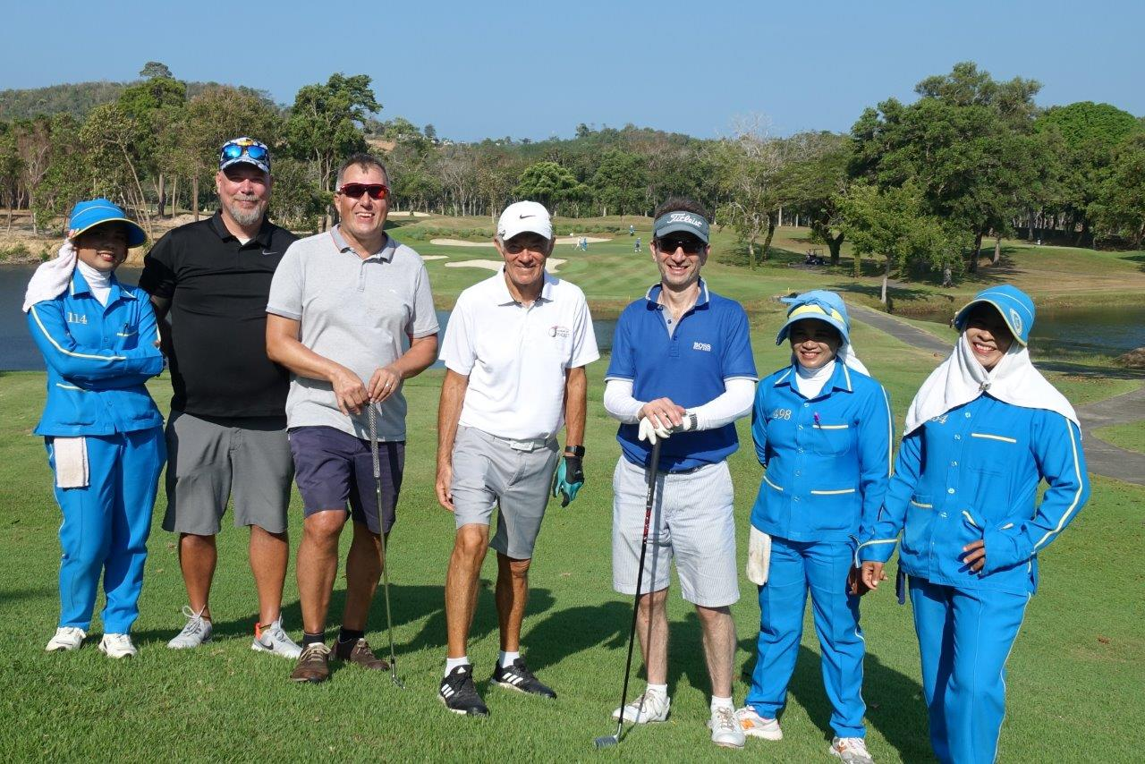 Thai Golf Tour 2020